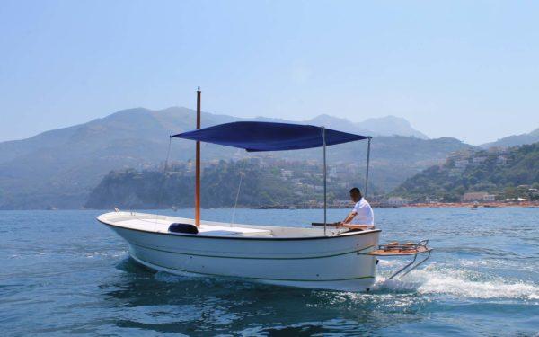 Sorrento Capri Positano boat tour rental Gozzo di Donna 720 (1)